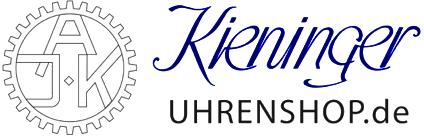 Kieninger Uhrenshop-Logo