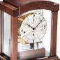 Preview: Kieninger mantel clock walnut silver dial triple chime 1242-22-03