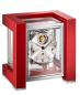 Mobile Preview: Kieninger Uhren-Design-Würfel 3-Melodien mit Tourbillon rot 1266-78-04