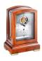 Mobile Preview: Kieninger Tischuhr Art-Deco Eibe- Kirschbaum Zifferblatt mit Tourbillon 1277-46-01