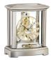 Preview: Kieninger petite mantel clock silver  1301-04-01