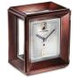 Preview: Kieninger exclusive mantel clock dark walnut finish one month winding period 1271-22-01
