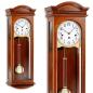 Preview: Kieninger classic cherry wall clock westminster 5-rod gong 2633-41-01