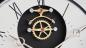 Mobile Preview: Kieninger regulator glass walnut burl pendulum carbon fibre coiled gong 2548-92-02