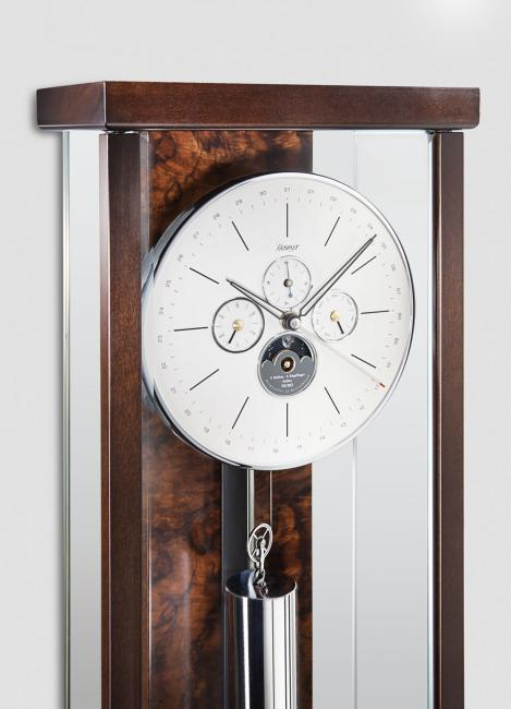 Kieninger modern cable regulator extremly flat with calendar 2852-22-02
