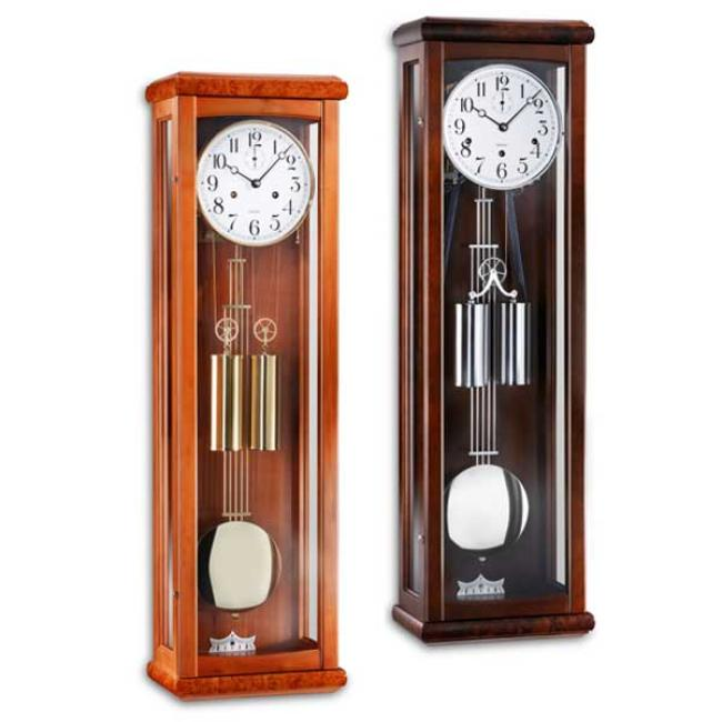 Kieninger elegant regulator walnut westminster 2174-22-02