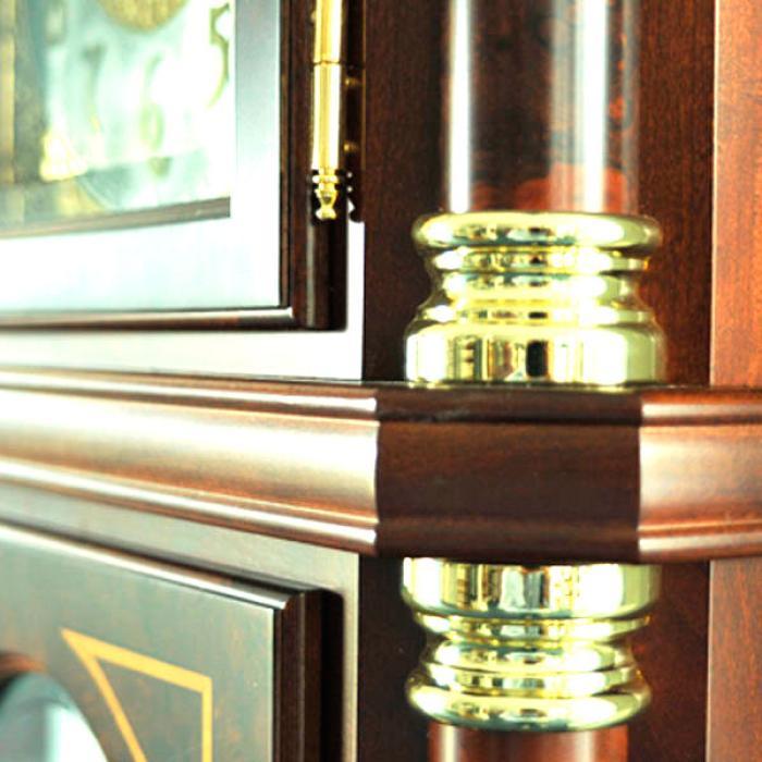 kieninger uhrenshop kieninger aufwendige standuhr. Black Bedroom Furniture Sets. Home Design Ideas